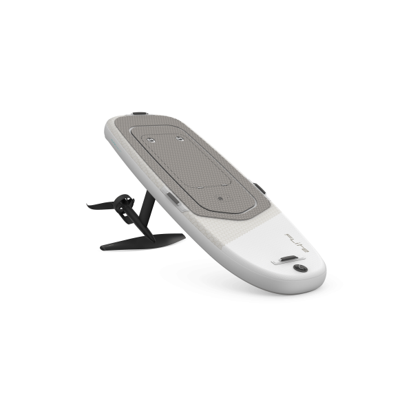 Fliteboard air with black foil finish and flyer wing.